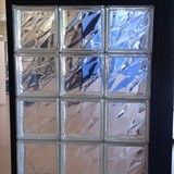 300 Glass Block Panels from Blokup.com.au - The Glass Block Shop