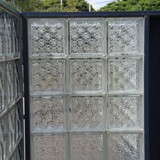 390 Glass Block Panels from Blokup.com.au - The Glass Block Shop