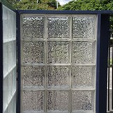 391 Glass Block Panels from Blokup.com.au - The Glass Block Shop