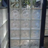 393 Glass Block Panels from Blokup.com.au - The Glass Block Shop