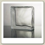 SHOULDER BLOCK Glass Block from BlokUp.com.au - The Glass Block Shop