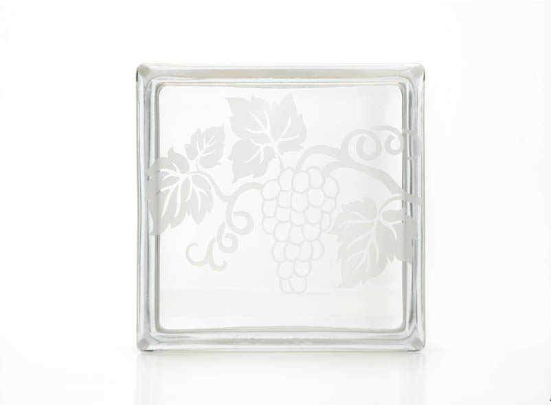 Grapevine Glass Blocks