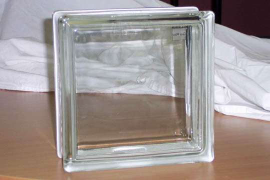 Clearview Wafer Clear Glass Blocks