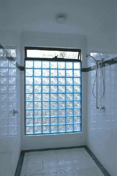 Putting Shower Next To Windows How To Waterproof