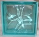 Wolke Turquise Glass Block